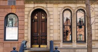Elegant arches, Greenwich Village, New York