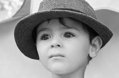 Portrait little boy France_0952 (ichauvel) Tags: portrait petitgarçon littleboy expression face visage regard eyes chapeau hat fêtedelacerise roqueantheron bouchesdurhone provencealpescôtedazur france europe westerneurope extereur tradition mignon cute lovely printemps juin june enfance enfant child childhood