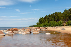 Lettonia (©Andrey) Tags: lettonie summer outdoor seaside landscape sea gulf baltic warm
