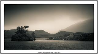 Emerging light, Cregennan Lakes