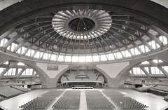 180619 - Jahrhunderthalle, Breslau (Innenansicht) (klaas.sperling) Tags: breslau wroclaw polen schlesien slask jahrhunderthalle innenansicht
