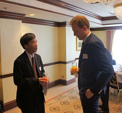 07-06-2018 Exclusive Luncheon with Secretary of State Pieter De Crem - DSC08894