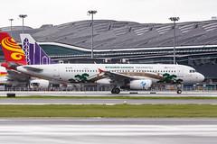 HK Express A320-200 B-LCB Sanuki Udon and Ritsurin Garden 001 (A.S. Kevin N.V.M.M. Chung) Tags: aviation aircraft aeroplane airport airside apron plane spotting hkg hkexpress