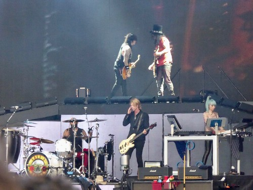 Guns n Roses at Download Festival 2018