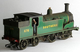 Hornby M7 Southern 676
