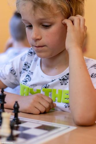 VIII Szachowe Mistrzostwa Społecznego Przedszkola Akademia Przedszkolaka-36