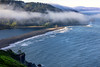 Klamath River Overlook Clearing Fog (optimalfocusphotography) Tags: usa landscape nature nationalpark humboldtcounty waves northerncalifornia california beach ocean river mist sunrise telephoto fog redwoodnationalpark coast water sea