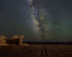 Celestial Path (McKendrickPhotography.com) Tags: sanrafaeldesert milkywaygalaxy utah emerycounty darkskies stars