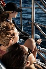 siempre brilla el sol (always the sun) (*BegoñaCL) Tags: chicas 3 mar mediterráneo begoñacl bote islascolumbretes nadópatas sun always the