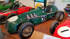 Clinkard Special, Alvis 4.3 Litre Single Seater (sirgunho) Tags: brooklands museum weybridge london bus united kingdom f1 racecars aircraft transport racetrack history clinkard special alvis 43 litre single seater preserved