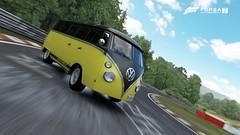 VW Samba Bus - Nordschliefe 3 (RandomGamer31) Tags: vw samba bus van porsche engine swap flat6