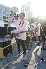 DSC02959 (NYC Guitar School) Tags: mass appeal nycgs nyc make music new york city guitar school summer solstice 2018 performance live show union square 62118 play sing together