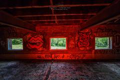 FostographyMedia (7) (Fostography Media) Tags: abandoned building graffiti group landmark landscape people smoke flash mittagong newsouthwales australia au