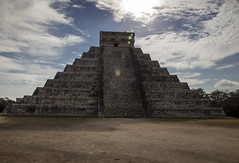 IMG_2767 (avolanti) Tags: chichenitza mayan ruins pyramids pyramid mexico yucatan travel beautiful vacation wanderlust wonder