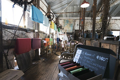 Smart Rustic-Cute (Filippo Pappalardo) Tags: coonawarra bellwether winery camping glamping rural chic rustic australia southaustralia colours pastels cottage tin tinroof packaging smart light