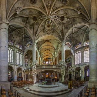 Église St. Etienne du Mont