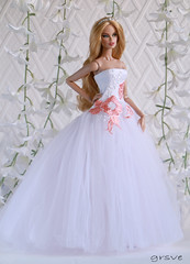 Vanessa bride (grsve) Tags: doll fashionroyalty integritytoys convention tropicalia vanessa highpoint bride