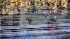7.4.2018 Lauantai Saturday Turku Åbo Finland (rkp11) Tags: turku southwestfinland finland 742018 lauantai saturday åbo kevät spring springtime primavera molla 春 春天 봄 printemps весна huhtikuu april 4月 四月 4월 апреля hdrefexpro2 hdr sonysel18200mmleoss sumu sumuinen usva utu utuinen fog foggy mist misty haze lumi snow nieve neve 雪 눈 schnee neige kar снег aurajoki auraå riveraura aurariver fiume rio fluss joki stream bourn 川 강 rzeka rivière แม่น้ำ река riverbank jokiranta itäinenrantakatu titanik gallery reflections heijastukset turunmikael