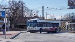 MTA Maryland 2017 New Flyer Xcelsior XD40 #17022 (MW Transit Photos) Tags: mta maryland 2017 new flyer xcelsior xd40