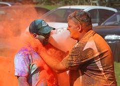 (Paul J's) Tags: event rainbowrun colourrun taranaki newplymouth coastalwalkway man men