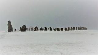 Ales Stenar @ Snowy Easter - Kàseberga - Skàne - Sweden