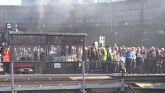 35 1097 auf der Drehscheibe (Thomas230660) Tags: dresden eisenbahn dampf dampflok steam steamtrain sony