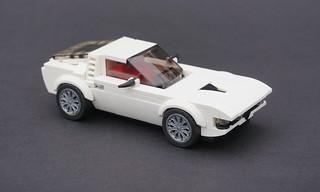 Lego 1971 Alfa Romeo Montreal - 01
