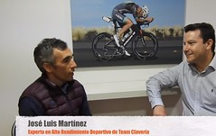 José Luis Martínez entrevista triatlon world Team Clavería. 3