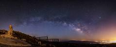 Windy Point VistaS (svubetcha) Tags: milky way tucson arizona desert southwest sky space light stars hoodoos night