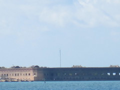 C Tuesday Dry Tortugas Cruise Fort closer still (JuralMS) Tags: umitedstates florida monroecounty keywest keywestmarch2018 2018o drytortugaa drytortugascruise cruise nationalpark fortjefferson forts