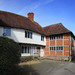 Beverley farmhouse door, wide Spring, University of Kent guest accommodation