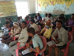Pre-departure Training for Aspiring Migrants at in Uttar Pradesh