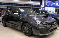 Subaru WRX STi Sedan 2018 (RL GNZLZ) Tags: subaruwrx 25t sti wrxsedan 2018 awd 4wd subaruimpreza