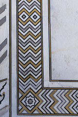 Taj Mahal - Detail (Mike Legend) Tags: india agra taj mahal pietra dura pattern