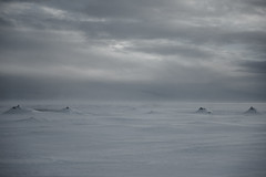 Iceland - Les Royaumes du Nord (Marie-Louise Gaspard) Tags: iceland islande snow landscape wild north nikon travel travelling mountains fog sky skyporn winter