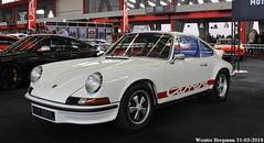 Porsche 911 Carrera RS 1973 (XBXG) Tags: voy335l porsche 911 carrera rs 1973 porsche911 international amsterdam motor show 2018 iams2018 autorai2018 iams rai autoshow carshow nederland holland netherlands paysbas vintage old classic german car auto automobile voiture ancienne allemande deutsch vehicle indoor