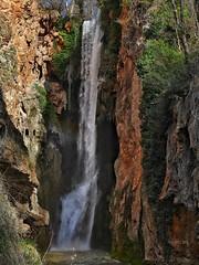 Cola de Caballo (rosslera) Tags: naturaleza nature color salto waterfall agua coladecaballo cascada spain españa aragón zaragoza monasteriodepiedra