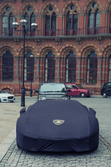 The Gift (sdupimages) Tags: luxury car voiture lamborghini supercar street rue london londres