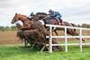 Practice fences, Sandy Thomson Racing (Sandy Thomson Racing) Tags: facilities horse racing schooling training jumping gallop sandythomsonracing sandy thomson race horseracing