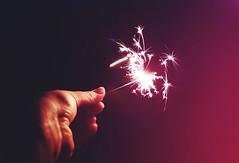 🎇 (hhayleey22) Tags: campfire camp light bonfire night fire firework sparkler spark