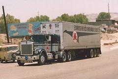 Kenworth, Kenmex (PAcarhauler) Tags: kw kenworth semi kenmex truck trailer