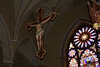 High above the Altar (westmin87) Tags: religious crucifix jesus church