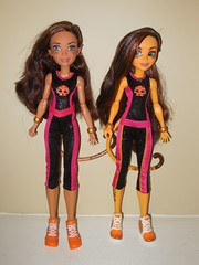 REVIEW: Signature Cheetah (Veni Vidi Dolli) Tags: dcsuperherogirls dolls mattel cheetah