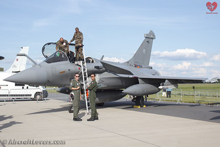 French Air Force Dassault Rafale C