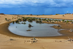 (EXPLORE)Yumurtalık Lagünü (cengizskpl) Tags: turkey adana yumurtalık yumurtalıklagünü sky clouds blue water lake green ramsar explore 11042018