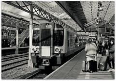 350 248 (zweiblumen) Tags: 350248 class350 train station monochrome crewe cheshire england uk canoneos50d canonef35mmf2 zweiblumen picmonkey