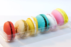 Macaron #8 (*Amanda Richards) Tags: edible food macaron reminiscencegycom flavours macarons