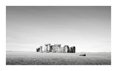 Whats the deal with Stonehenge (GlennDriver) Tags: black white bw stonehenge mono monochrome long exposure england fine art nd canon uk