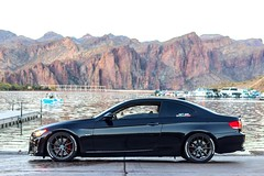 BMW E92 3-Series on TSW Bathurst rotary forged wheels (tswalloywheels1) Tags: black lowered bmw e92 3series 328i 335i aftermarket alloy alloys wheel wheels rim rims gunmetal staggered concave tsw bathurst rotary forged rotaryforged flowform flow form