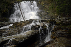 Bijoux Falls Provincial Park, British Columbia, Canada  -  (Selected by GETTY IMAGES) (DESPITE STRAIGHT LINES) Tags: nikon d800 nikond800 nikkor1424mm nikon1424mm nikongp1 paulwilliams despitestraightlines flickr gettyimages getty gettyimagesesp despitestraightlinesatgettyimages nature mothernature waterfallwaterfallsfallsbijouxfalls bijouxfallsbritishcolumbia bijouxfallsinbc mackenzie pinepassbc britishcolumbia canada